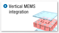 Vertical MEMS integration