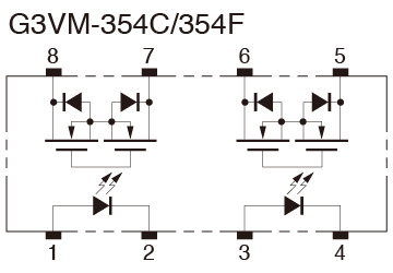 G3VM-355F:Dimensions4