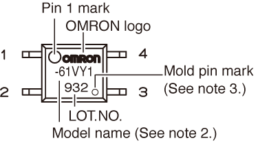 G3VM-61VY:Dimensions4