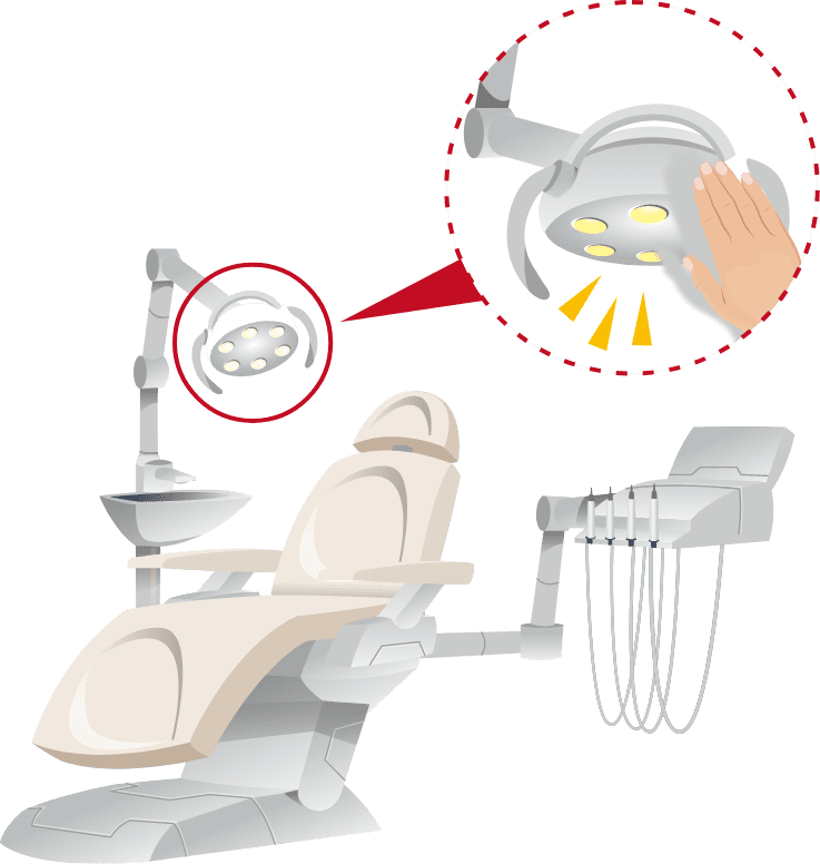 Dental equipment Illustration1