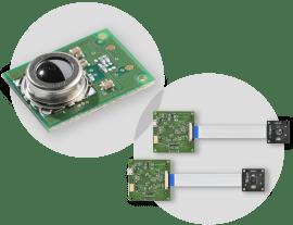 D6T MEMS Thermal Sensors,HVC-P2 (B5T)