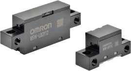 Light convergent reflective sensor B5W-LB