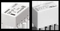 Signal relay G6K/G6J-Y