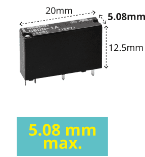 5.08mm max.