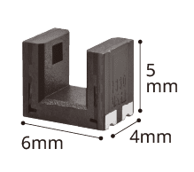 EE-SX1330 Photomicrosensor (Transmissive)