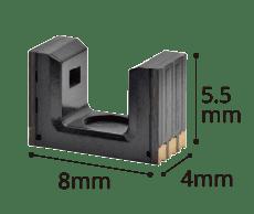 EE-SX1340 Photomicrosensor (Transmissive)