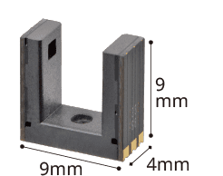 EE-SX1350 Photomicrosensor (Transmissive)
