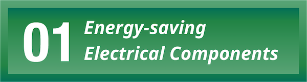 01 Energy-saving Electrical Components