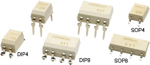 b-contact Mos Fet Relay Models