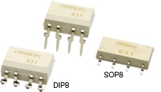1a1b-contact Mos Fet Relay Models