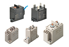 About DC Power Relays