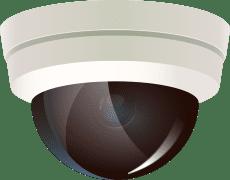 監視用IPカメラ