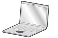 ノートパソコン検査