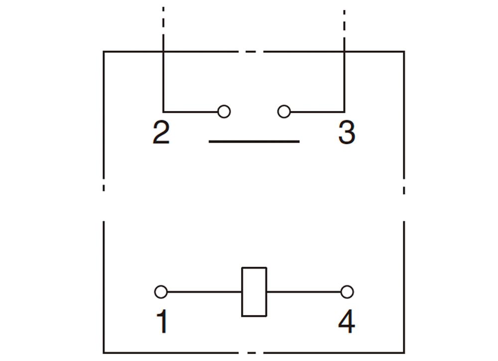 端子配置/内部接続図