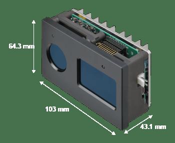 B5L -オムロン3D TOFセンサ モジュール