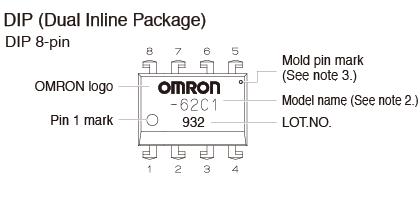 G3VM-355F:Dimensions3
