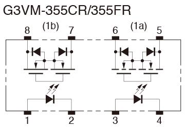 G3VM-355FR:Dimensions4