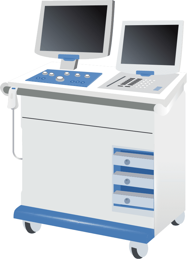 Analytical instruments Illustration