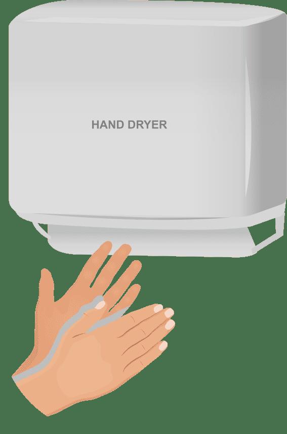 Sanitation equipment Illustration