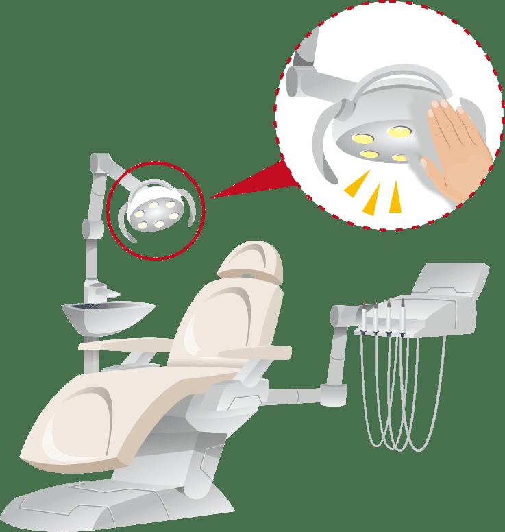 Dental equipment Illustration1