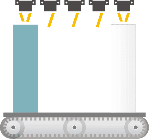 Robot material handling equipment Illustration2