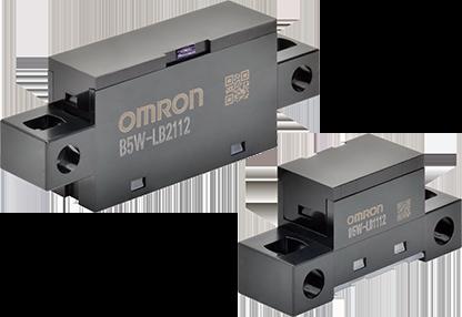 Light Convergent Reflective Sensor. B5W-LB series