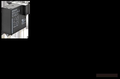 G2RG-2A-X:外形尺寸1
