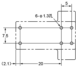 G2RG-2A-X:外形尺寸2