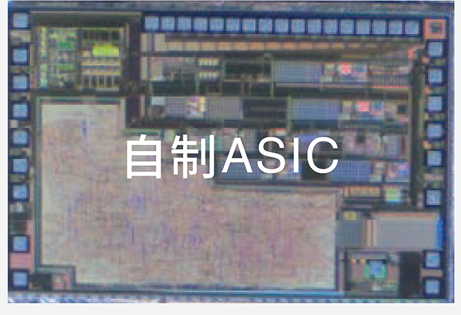 自制ASIC