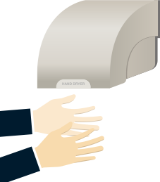 洗手液分配器